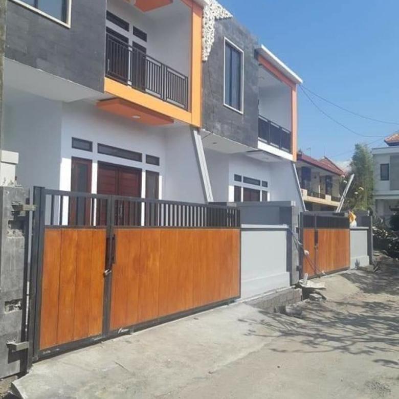 Dijual Murah Rumah Baru Lt2 di Jln.Tukad Petanu dkt Panjer.