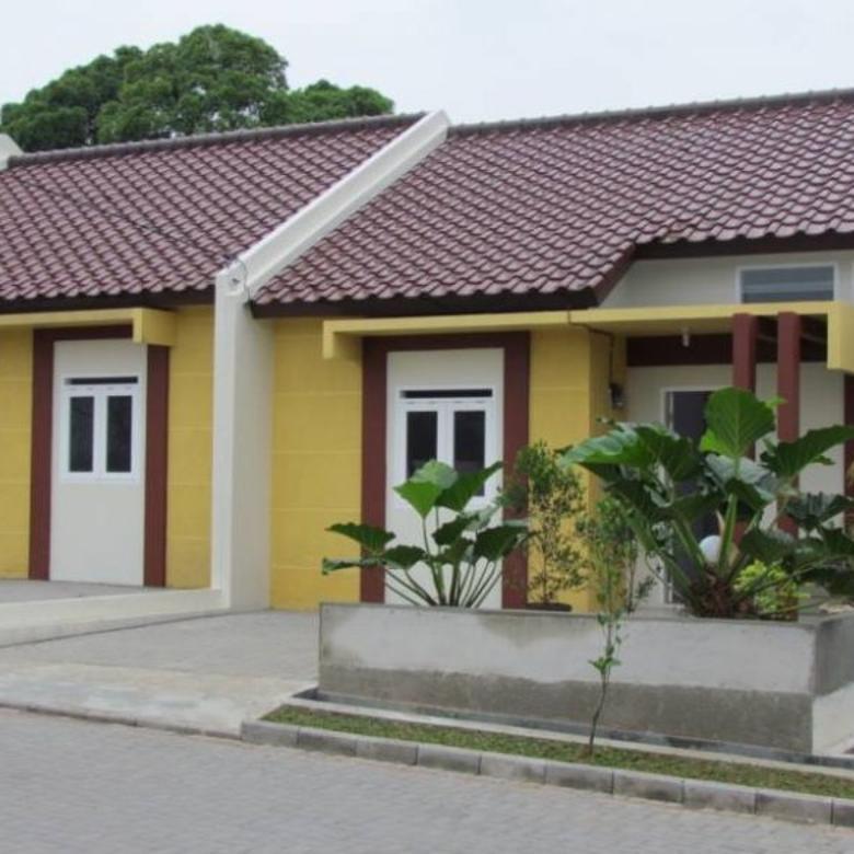 Rumah Minimalis Baru Siap Huni di Kirana Gardenia Sawangan AP160