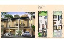 Rumah Baru dan Siap Huni di Magnolia Residence