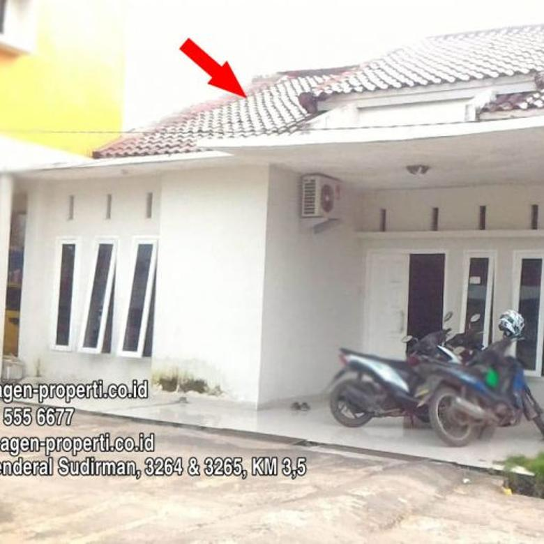 Dijual Rumah Cantik Dalam Komplek Jln Parameswara Palembang