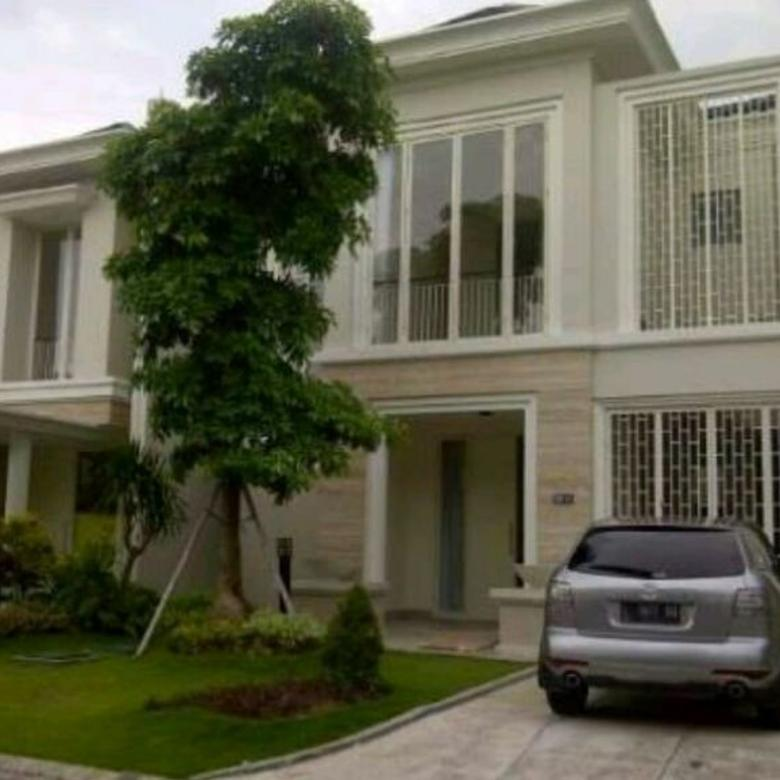 Rumah Pakuwon City Long Beach 2 Lantai New Gress