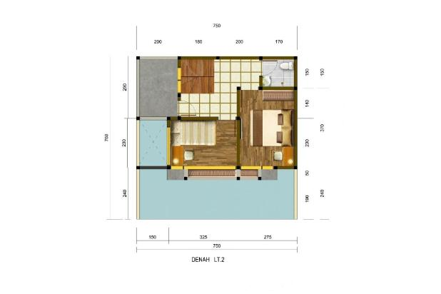 Rp952jt Rumah Dijual