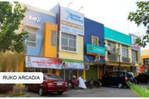 Ruko Dijual di Clsuter Arcadia di Galuh Mas, Karawang