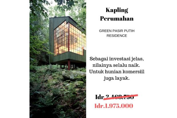 Rp294jt Tanah Dijual