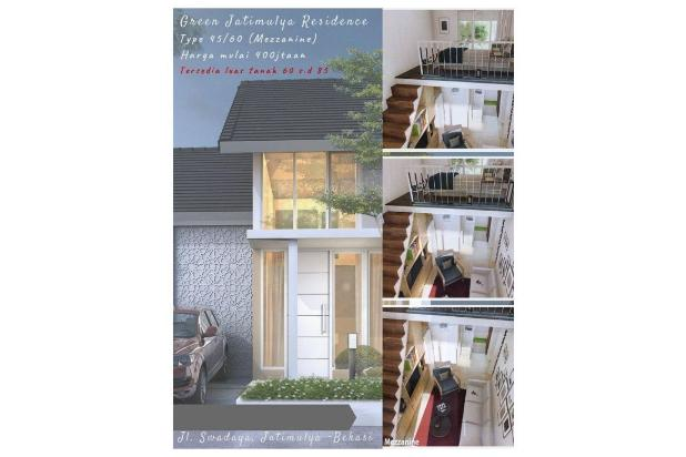 Rp437jt Rumah Dijual