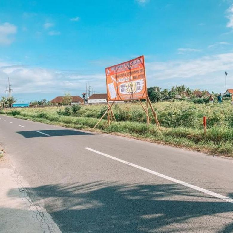 Kavling Sukawati Tourism Full View Terbatas