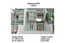 Rumah daerah Mulyosari BPD Surabaya Bebas Banjir Nego