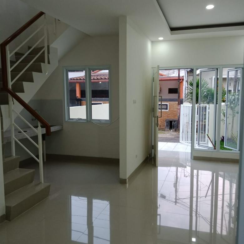 Rumah Baru di Komplek Antilope Tol Jatiwaringin Pondok Gede | A106