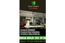 Dijual rumah baru di ciganitri