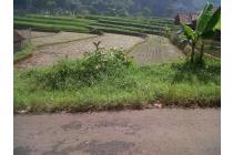 tanah bisa dijadikan untuk tempat usaha, tanah murah di cimaung