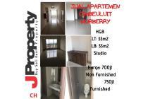 Dijual Apartemen Strategis di Galeri Ciumbuleuit 3 Bandung