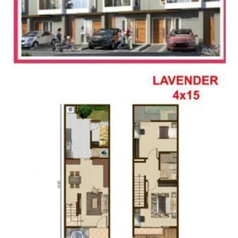 Dijual Rugi Rumah Pik 2 4x15 Harga Cuman 1 55 M