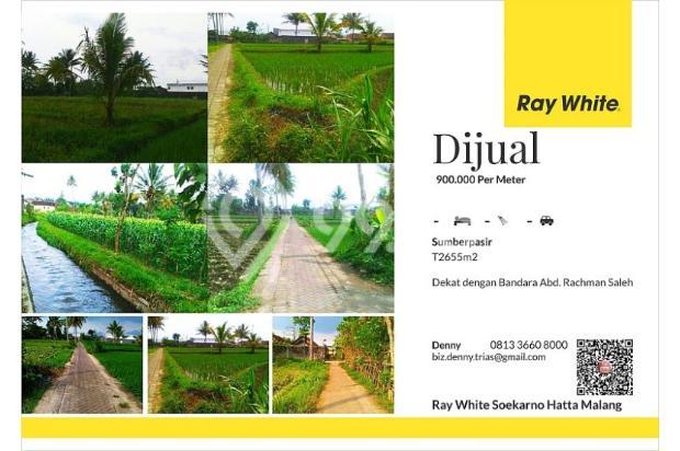 Tanah Dijual Pakis Malang Sumberpasir 13961555