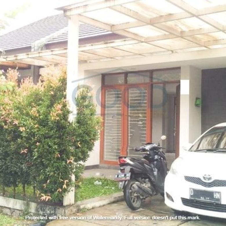 Rumah Jual Bandung di Ciganitri Lokasi Strategis dlm Perumahan