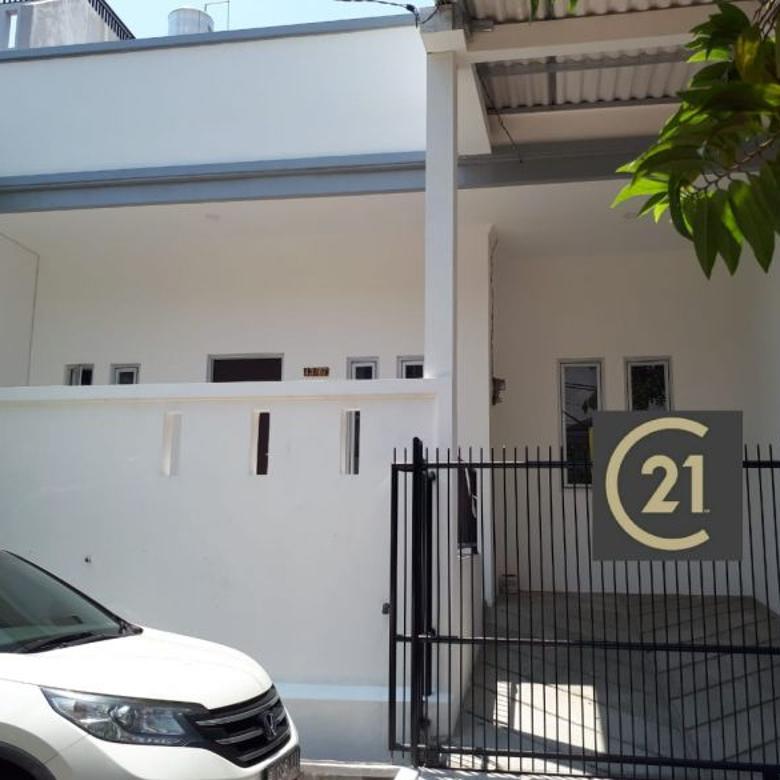 Dijual rumah siap huni di gading griya residence