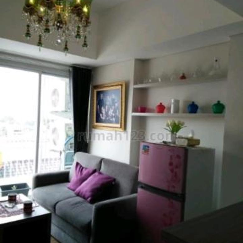 Apartemen  2 BR furnished Altiz Bintaro Jaya