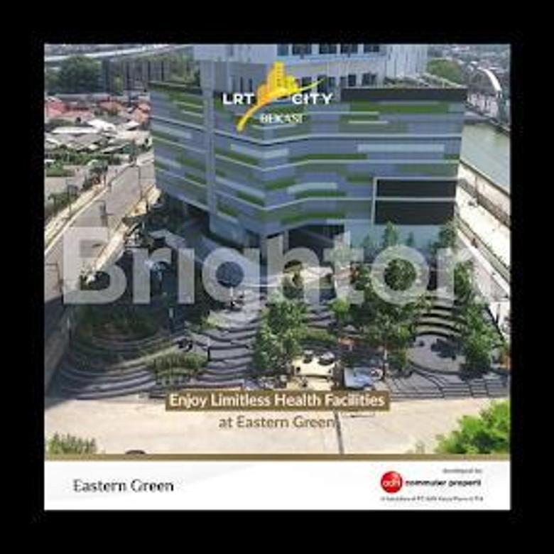 Apartemen mewah Nol Meter dari stasiun Lrt Bekasi  dan paling strategis di kawasan Bekasi Timur