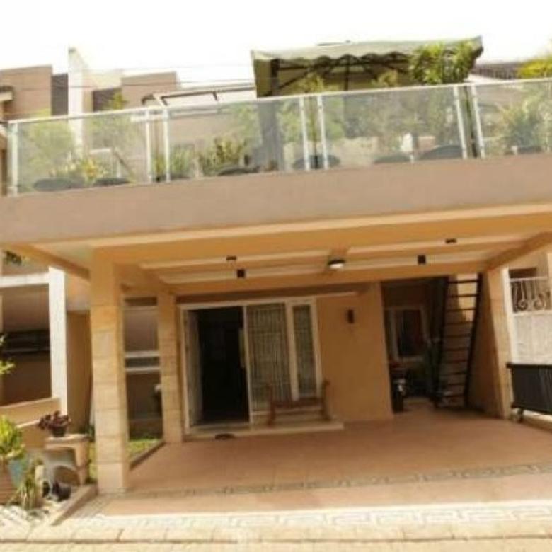 Dijual Rumah Cluster Strategis di Cibubur, Jakarta Timur PR735
