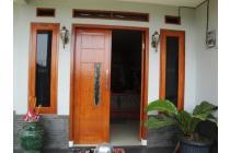 Djual rumah semi villa pemandangan gunung di Lembang