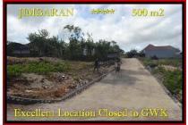 Investasi Potensial, 500  m2 Lingkungan Villa