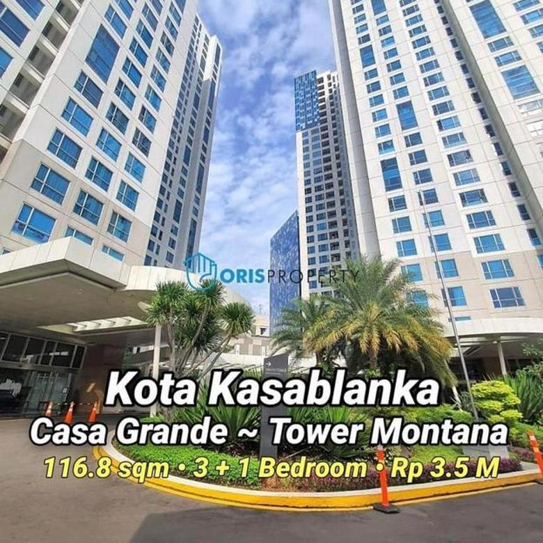 CASA GRANDE TOWER MONTANA CASSABLANCA