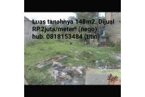 Jual Tanah di daerah Bintaro Jakarta Selatan