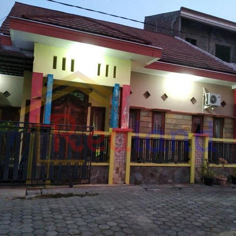 Rumah di Perum Dolog , Semarang ( Bl 2018 )