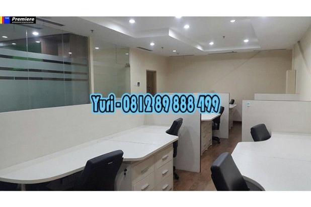 Rp7,5mily Ruang Kantor Dijual