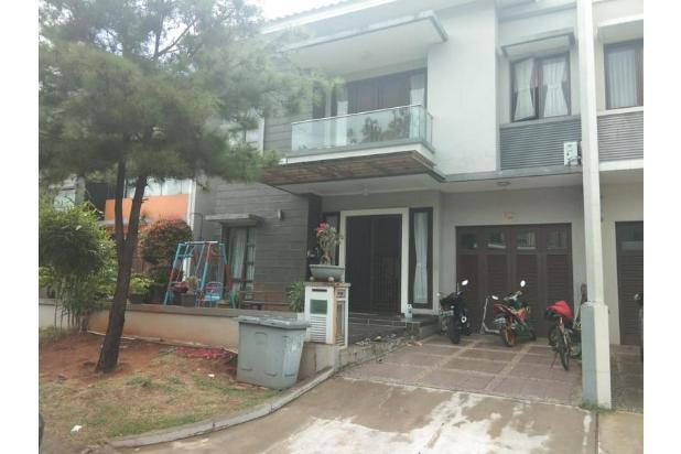 Rumah Cantik 2 Lantai Cluster Taman Cemara Harapan Indah