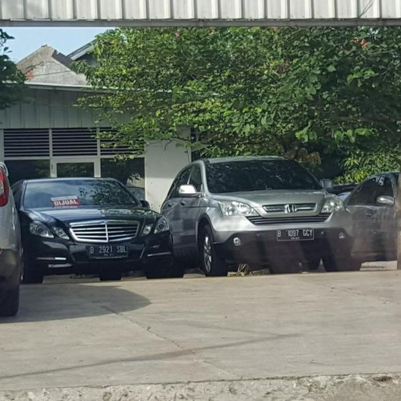 Lokasi untuk usaha di daerah Gandaria Jakarta Selatan