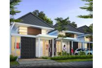 rumah minimalis 1 lantai di pamulang tangerang selatan