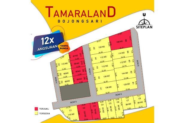 Rp293jt Tanah Dijual