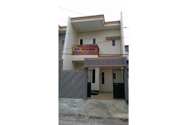 Dijual rumah new minimalis Sutorejo utara Surabaya 12899828