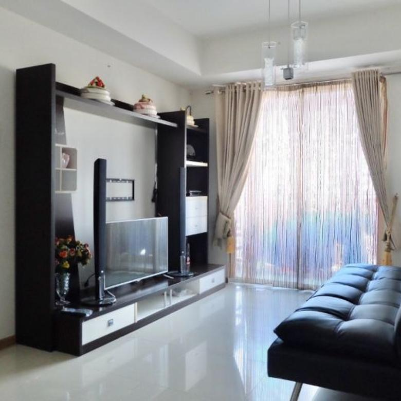 Apartemen Casagrande 2 BR 80 m2 Kokas Jakarta Selatan 2,3 M
