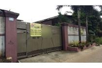 Dijual Gudang workshop aman danLokasi strategis pamulang serpong tangerang.