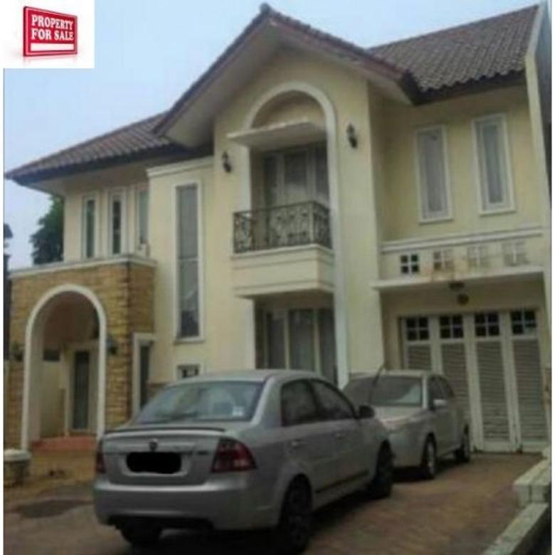 Rumah di Alam Sutera, Cluster Cemara Utama - Tangerang