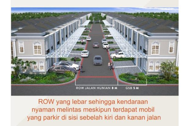 Rp712jt Rumah Dijual