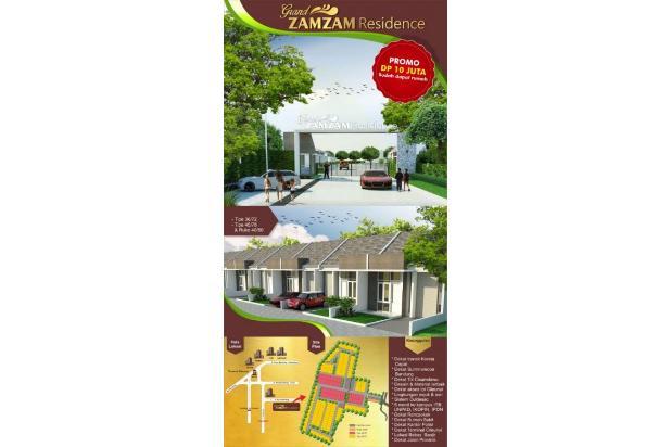 Jual Rumah Dalam Perumahan Cluster di Bandung, Mulai 300 Jutaan 13962020