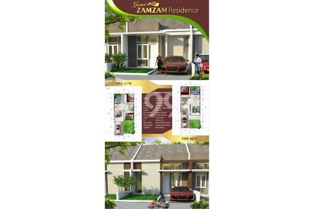 Jual Rumah Dalam Perumahan Cluster di Bandung, Mulai 300 Jutaan 13962019