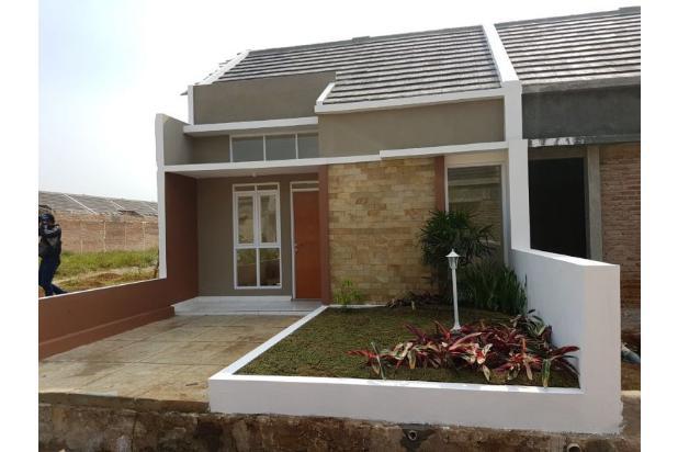 Jual Rumah Dalam Perumahan Cluster di Bandung, Mulai 300 Jutaan 13962021