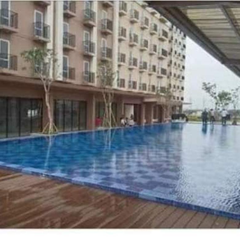 Unit apartment gandeng bagus dan murah di Azalea Cikarang