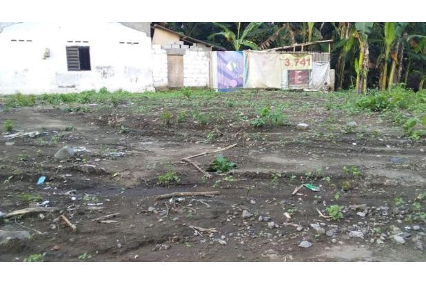 Rp421jt Tanah Dijual