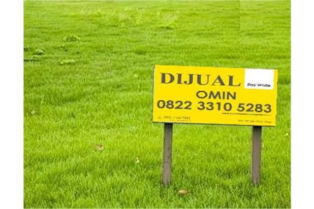 Rp4,47mily Tanah Dijual