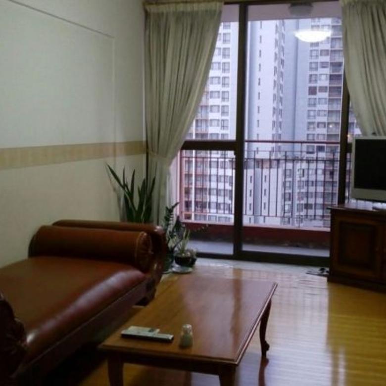 Dijual Murah Apartemen Taman Rasuna 2BR Furnish bagus Tower 15