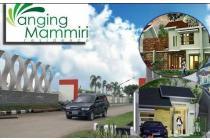 Dijual Rumah Siap Huni di Anging Mammiri Residence, Makassar