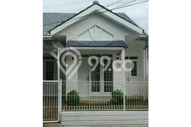 Dijual rumah mungil yang asri & nyaman di cinere. 18273519