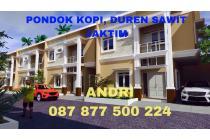 BRAND NEW 2018 Carport 2 Mobil Pondok Kelapa, Duren Sawit, Jakarta Timur