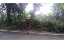 Tanah di komplek Setra Murni. Kotak 16x32,5 Hadap Timur. SHM