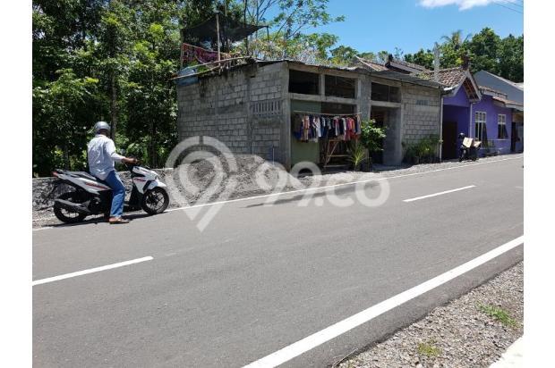 Jual Rumah Strategis  Rumah Proses Bangun dijual Area Bangunjiwo 17699520