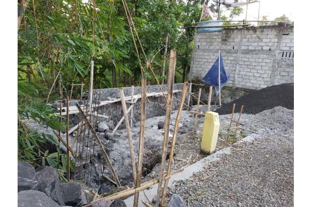 Jual Rumah Strategis  Rumah Proses Bangun dijual Area Bangunjiwo 17699518